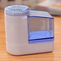 New Mini Electric Fuzz Clothes Lint Remover Wool Sweater Fabric Shaver Trimmer