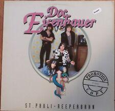 Doc Eisenhauer – St. Pauli - Reeperbahn (Maxi) PROMO Single Sided