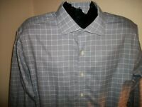 Men's Brooks Brothers Non Iron Long Sleeve Button Down Shirt Size 17-34