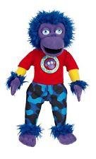 ZAK New + Tags Zingzillas Large Soft Plush KIDS Toy BBC TV CBEEBIES Music Show