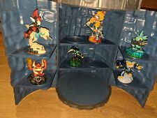 Skylanders Bundle Tower Storage Wireless Portal and Spyro's Adventure Wii Game