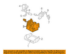 GM OEM Ride Control Shock-Rear Air Compressor 19299545