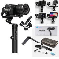 Feiyu G6 Plus 360° 3-Axis Handheld Gimbal Stabilizer for Gopro Action Camera UK