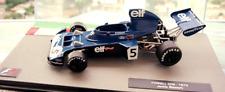 Tyrrell 006 1973 Jackie Stewart Formula 1 F1 Diecast 1:43 New Sealed W/Magazine