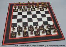 """Knights of the Round Table"" CHESS SET"