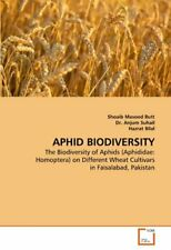 Aphid Biodiversity by Butt, Masood New 9783639322361 Fast Free Shipping,