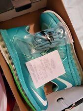 Nike LeBron X 10 Low (Easter) 2013 Size 11 Fiberglass Mint