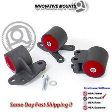 Innovative Mounts 94-01 Integra 92-95 Civic Mount Kit for B & D Series 10150-75A
