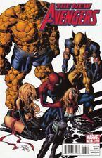 THE NEW AVENGERS #13 (MARVEL COMICS)