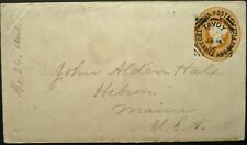 BURMA 16 JAN 1895 QV COVER FROM TAVOY VIA RANGOON TO MAINE, USA - SEE!