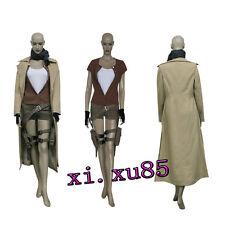Original Resident Evil Cosplay Costume Extinction Alice Top Grade Custom Size