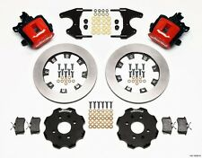 1992-2000 Honda Civic Wilwood Rear Parking Brake Caliper Brake Kit,140-10208