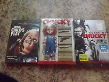 complete Chucky Child's Play 1-6 DVD Collection, 1 2 3 Bride Seed Curse of