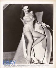 Mall Powers busty leggy barefoot VINTAGE Photo circa 1955