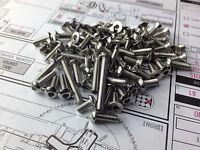 Stainless steel screws Set For Team Associated AE B6.1