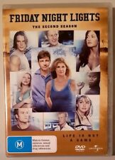 Friday Night Lights - The Second Season (4disc) DVD GREAT condition (Region 2/4)