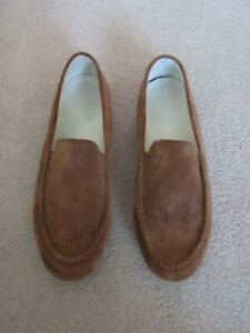 Vionic Men's Slippers - Size 11.5M - Chestnut Brown