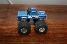 1985 Matchbox Super Chargers ORIGINAL BIGFOOT MONSTER TRUCK-BLUE- Free Shipping