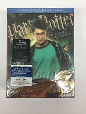 Harry Potter and the Prisoner of Azkaban Ultimate Edition (Blu-ray, 2004)