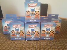 """Justice League 5"""" Plush (Blind Box) Series 2, Toy Factory LOT OF 6 New"""