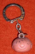 Porte-clé keychain Tête de Chouchou 3 D NO YEYE Salut les copains TOP VINTAGE 7