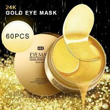 Augen Maske Eye Mask Kollagen Gel Augenpads Anti-Falten Feuchtigkeit Pad 60pcs