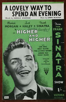 "Frank Sinatra – A lovely Way To Spend An Evening from ""Higher and Higher"" – 1943"