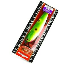 """LUCKY CRAFT Sammy 128 Floating Surface Walking Rattle Popper Lure 5"""" 1oz - FROG"""