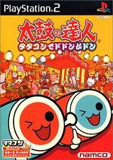 USED Taiko no Tatsujin: Tatakon de Dodon ga Don Japan Import PS2