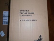 HOT TOYS MARVEL IRON MAN 2  WHIPLASH MMS237 IN SHIPPER UNTOUCHED !!