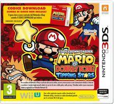 Mario vs Donkey Kong: Tipping Stars (DL) 3DS - totalmente in italiano