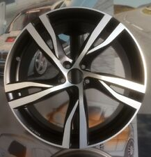 "Set 4 Cerchi in Lega 17"" per VOLVO V40 CROSS COUNTRY Ruote Alloys Räder STK BD"