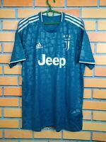 Juventus Jersey 2019 Third 3rd LARGE Shirt Football Soccer Adidas DW5471