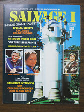 Salvage I Starlog/Future Life Poster Book Series #4 Andy Griffith 1979 Sitcom
