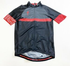 Specialized Cycling Jersey Mens Small Black Red SBCU SL-Pro