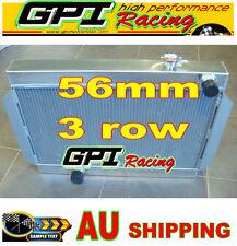 3CORES GPI ALLOY ALUMINUM RADIATOR FOR holden Torona V8 universal