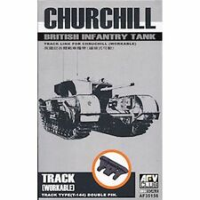 1/35 AFV Club Churchill Mk.III T-144 (Workable) Double Pin Track #35156