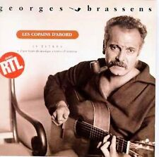 Brassens, Georges Copains DAbord CD