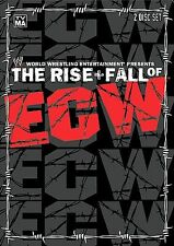 The Rise and Fall of ECW by The Pit Bulls, Raven, Stevie Richard, Rey Misterio