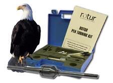 Penna Per Tornitori Deluxe Regolabile Mandrino Set 1mt KIT tornitura penna pm1/kc