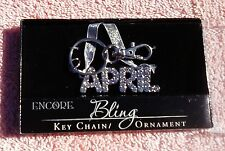Encore Bling key chain Keychain/Ornament APRIL