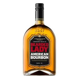 Bearded Lady Bourbon, 1L 43.2% Alc.