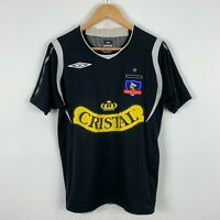 Umbro Colo Colo Football Soccer Jersey Mens Small Short Sleeve 2008/2009 Retro