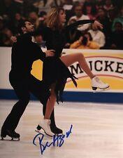 Ben Agosto Ice Dancing USA Olympics Signed 8x10 Autographed Photo COA E4
