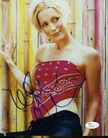 Leslie Mann Signed Jsa Certified 8x10 Photo Authenticated Autograph