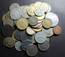 Lot de monnaies étrangères