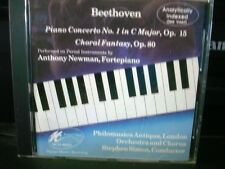 Beethoven: Piano Concerto in C No1, Op15; Fantasia Op80 (CD, Newport Classic)
