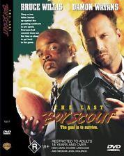 The Last Boy Scout (DVD, 1999)
