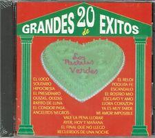 Los Pasteles Verdes 20 Grandes Exitos  BRAND  NEW SEALED  CD