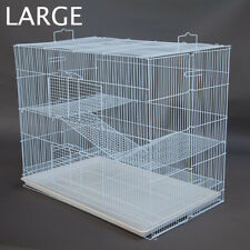 "30"" Large Animal Sugar Glider GuineaPig Chinchilla Ferret Gerbil Rat Mouse Cage"